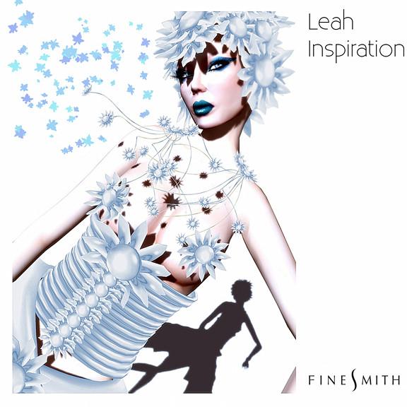 Leah blue