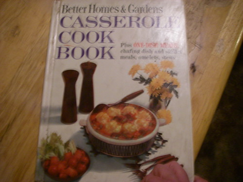 BHG Casserole cook book