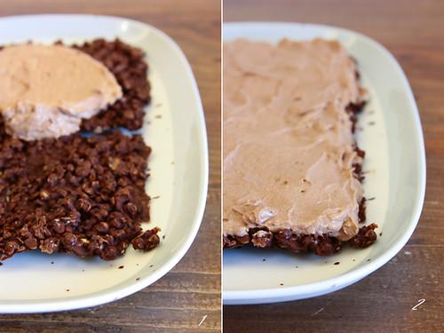Torta bavarese - passi 1 e 2