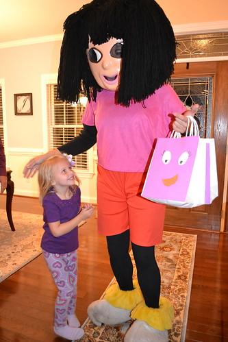 Worlds Tallest Dora