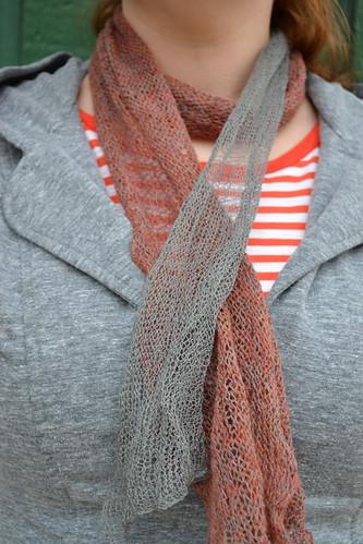 CU habu scarf