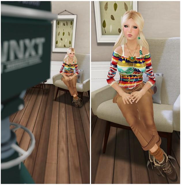 Vintage Fair - JuicyBomb Second Life Fashion Blog
