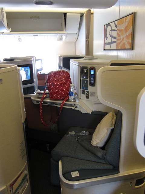 Cathay Pacific new Business Class