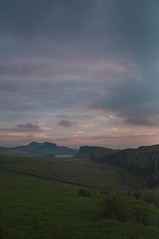 Hadrians Wall (Laura donothey) Tags: sunrise landscape photography hadrianswall northumberlandnationalpark
