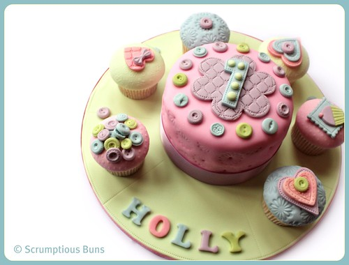 Baby Buttons by Scrumptious Buns (Samantha)