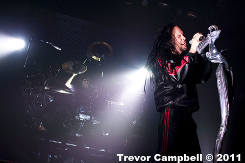 Korn - 11-10-11 - The Path Of Totality Tour, Hard Rock Live, Orlando, FL