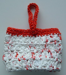 Cluster Stitch Recycled Gift Bag