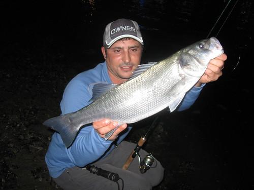 Rockfishing experience