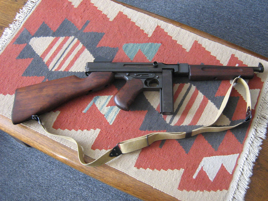 Thompson M1 serial number 152577 - Wehrmacht-Awards com