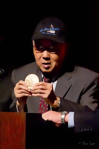 Downey veteran Kenji Sayama