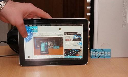 Samsung Galaxy Tab 3G   8.9 colių Android tabletas