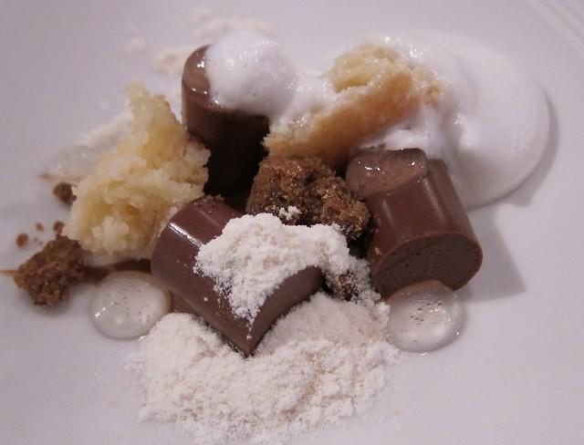6. milk chocolate