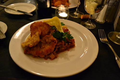 Veal Schnitzel by pjpink