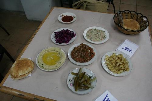 Donde comer barato en Jerusalén, Israel