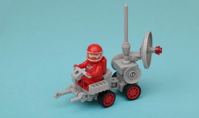 NCS Moon Rover