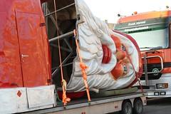 Santa Kidnapped !!! (paulinej9) Tags: santa christmas xmas uk england sinterklaas canon eos birmingham fatherchristmas santaclaus claus perenoel germanmarket julenissen saintnicholas birminghampost kerstman 550d dekerstman paulinejones shengdanlaoren saintnikolaus hoteiosho is1855mm bfm1111 santakidnapped