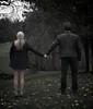 """Alibi"" 1 (1/30) (FarronArt&Photo) Tags: woman man art couple dream surreal blond series metaphor davidgray lifeinslowmotion"
