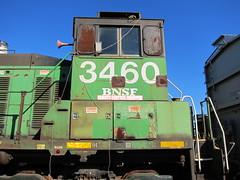 BNSF 3460