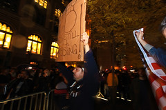 20111115-IMG_8366 (akatzphoto) Tags: nyc autumn people streets night march manhattan politics protest photojournalism police nypd activism civildisobedience eviction occupation libertypark 2011 nonviolentresistance zucottipark occupywallstreet