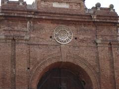 Siena : monogramma di San Bernardino
