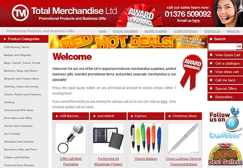 Total Merchandise Ltd by totemtoeren