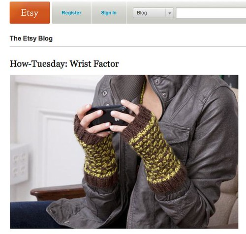 etsy how-to Tuesday