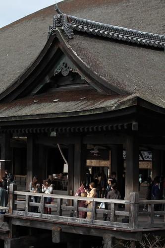 清水の舞台 / Kiyomizu-dera,Kyoto