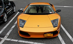 50K (Andrew Cragin Photography) Tags: auto new york italy orange ny color cars beautiful beauty car race america canon island eos rebel cool interesting italian automobile long italia european doors connecticut vanity fast ct wrapped convertible ferrari bull best special plastic explore seats americana plates expensive concours lamborghini rare exclusive fastest extraordinary automobiles scissor horsepower v12 limerock lambo 640 lakeville 2011 delegance manhasset lpp explored lp640 murcie 200mph muricielago shutterspeedphotos