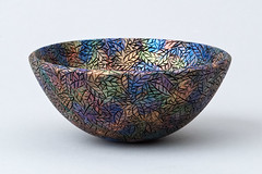 Leaf Saturation Bowl (Stephen A. Wolfe) Tags: columbus usa art studio square bowl oh adobedng niksoftware apertureusers nikond700 beautifulbowl dfine20 centralohiophotographers niksoftwarephotoshare appleaperture3