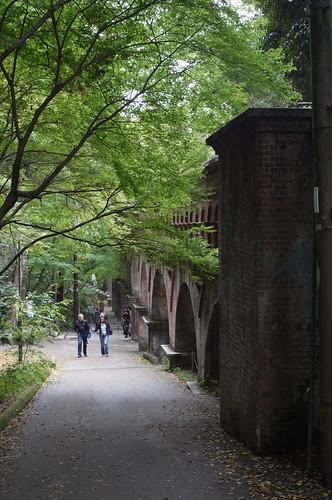 京都をめぐる冒険 水路閣2
