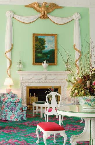 learn interior design at the greenbrier's new dorothy draper