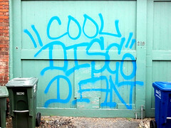 "Cool ""Disco"" Dan (jleathers) Tags: graffiti dc alley tags vandalism spraypaint capitolhill cooldiscodan sedc"