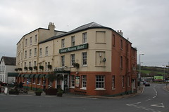 The Great Western Hotel (lazy south's travels) Tags: street uk england urban building architecture bar hotel pub inn britain great scene devon exeter western