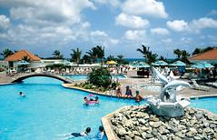 Pool - La Cabana Beach Resort & Casino