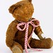 249. Antique Teddy Bear