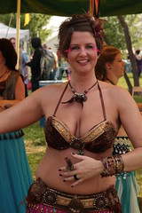 Belly Dancer (katsrcool (Kool Cats Photography)) Tags: color festival dance dancing bellydancer fair medieval medievalfair