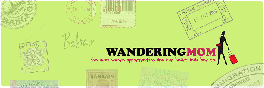 Header Wandering Mom