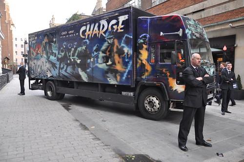 Banksy - Turbozone Truck