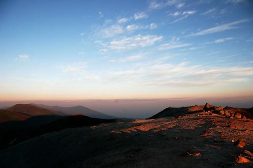 イワオヌプリ山頂