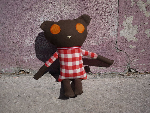 #45 Heart made Bear Mouse from Mamima collection by mamima project