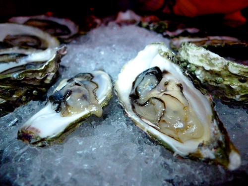 Oysters at Township