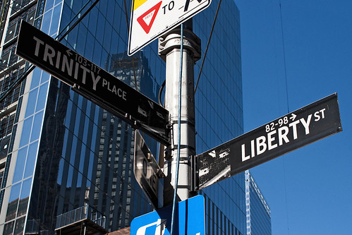 Liberty & Trinity
