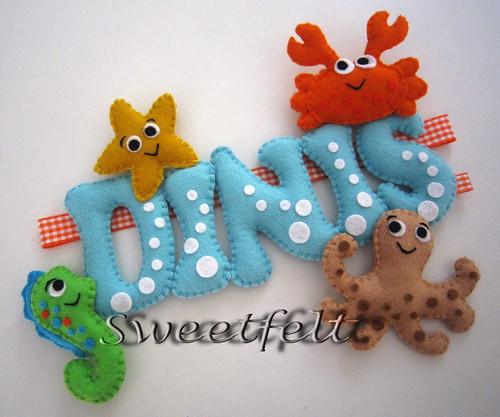 ♥♥♥ Para o Dinis ... by sweetfelt \ ideias em feltro