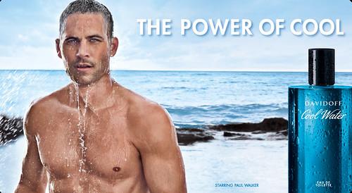 Zino Davidoff - Cool Water Paul Walker Official Ads - 2011