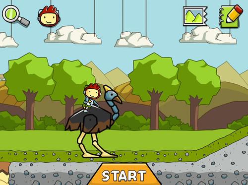 Scribblenauts (iOS)