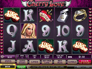Cherry Love Free Spins