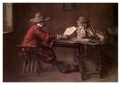 002-Dos cabezas piensan mejor que una-W.J. Wainwright-The old Water-Colour Society-1905-Charles Holme