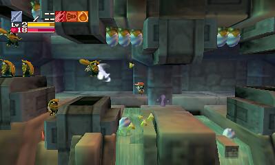 Cave Story 3D - Labyrinth 10
