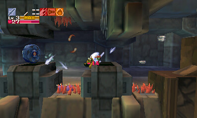 Cave Story 3D - Labyrinth 22