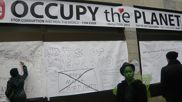 Occupy The Planet